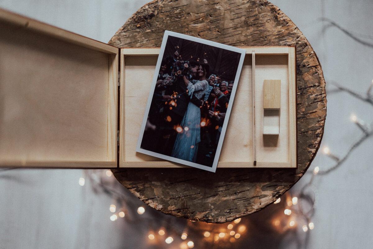 Holzbox Fotos 10x15