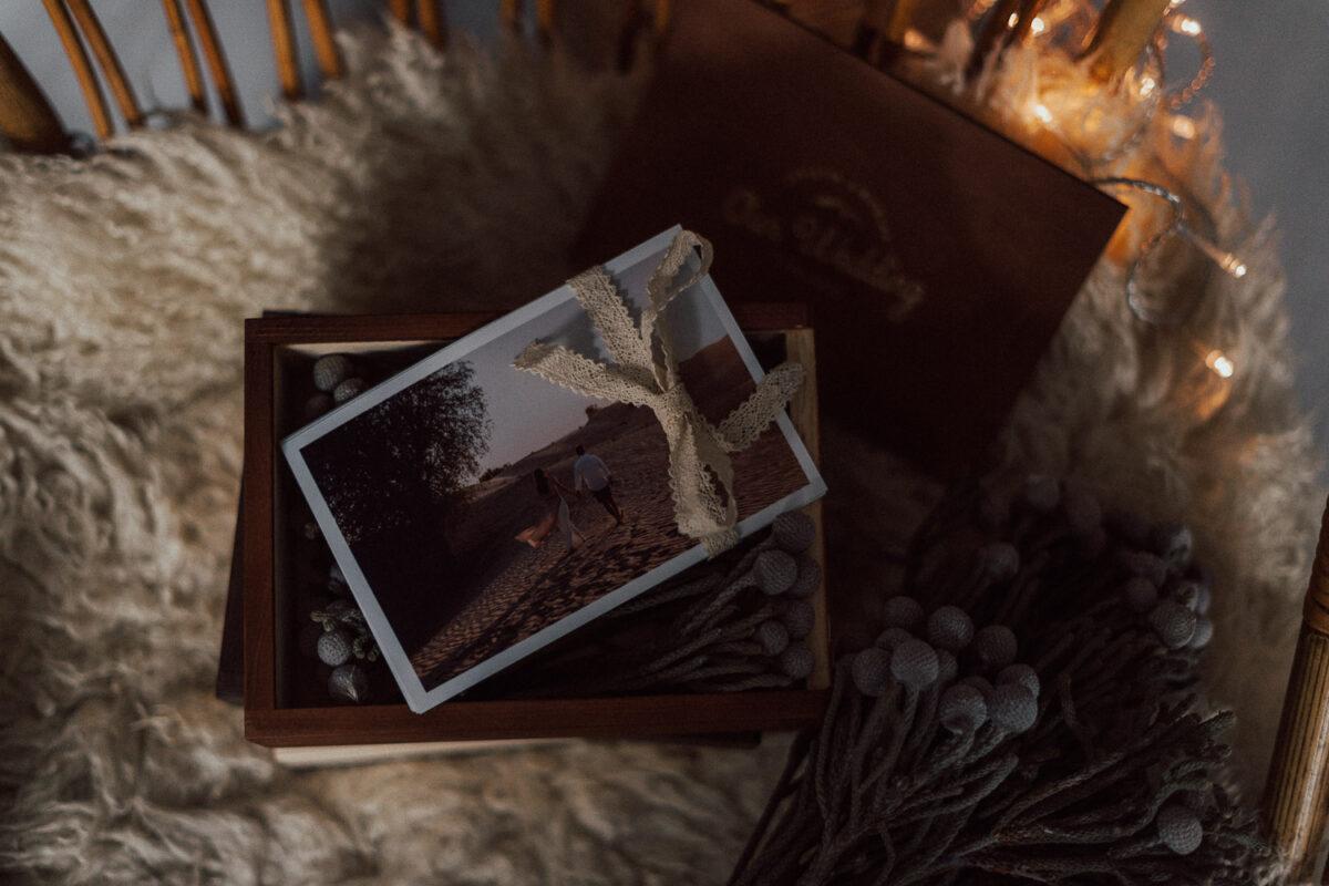 holzbox für fotos