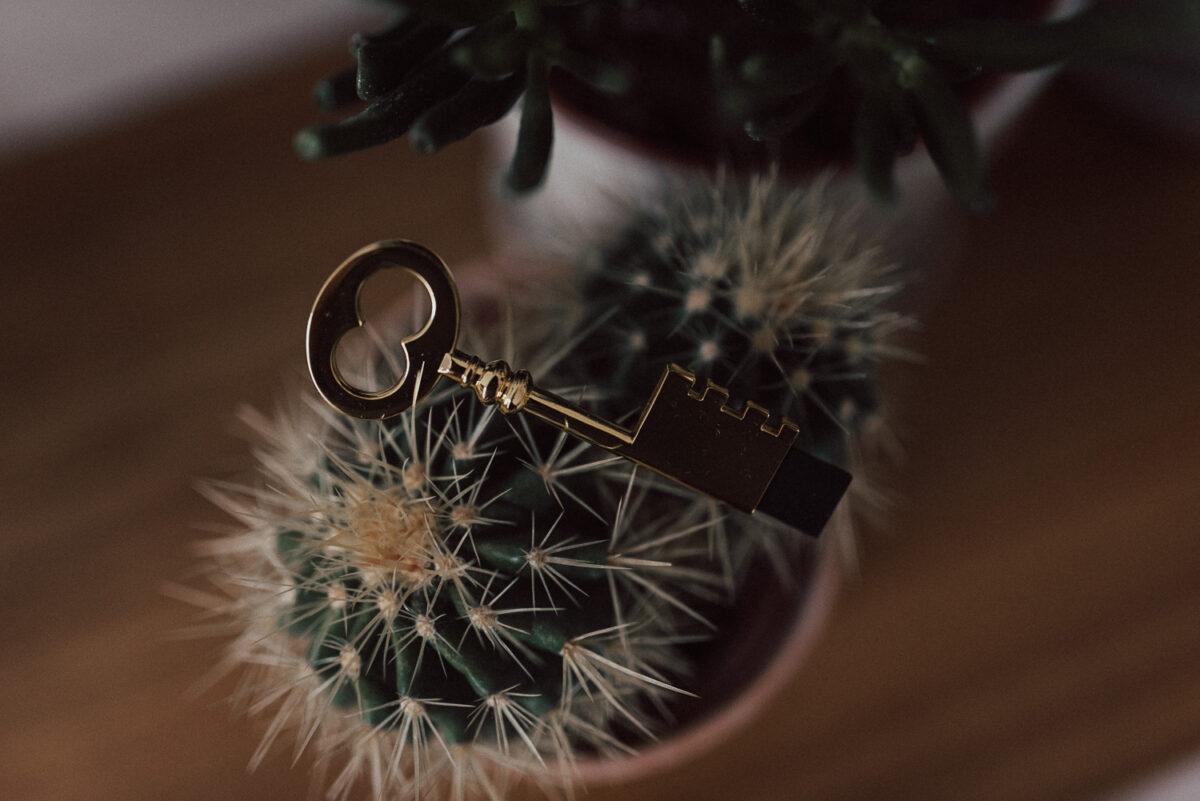 Schlüssel USB Stick Fotograf